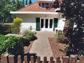 Vakantieappartement - 2 slpk - 2 bdk - aparte living en keuken -  privé tuin