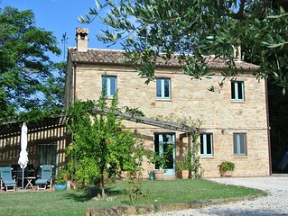 Restored Farmhouse with Pool and Fabulous Views of Pastures, Woods and Mountains