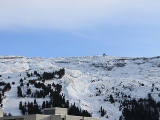 Ski Apartment In Flaine - Best Resort For Snow Levels