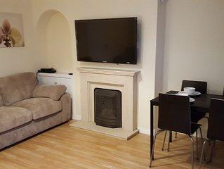 3 Bed house, Central Scotland Location, sandwiched between Glasgow & Edinburgh