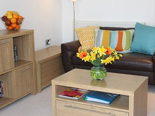 Light, Spacious, Lovely Ground Floor Apartment In St Ives, Cornwall