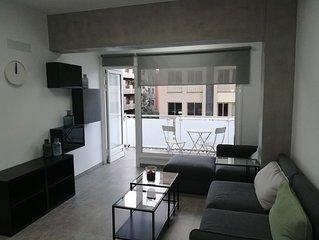 Estupendo apartamento moderno en centro de ciudad
