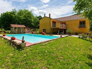 Villa Ines  entre Souillac-Sarlat et Rocamadour Piscine-climatisation