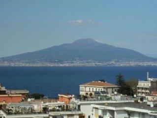 Splendido appartamento in centro a Sorrento, costiera Sorrentina - vicino Napoli