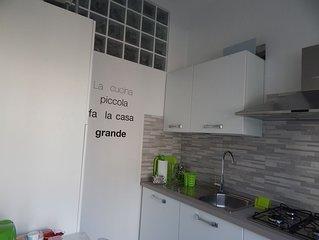 casa ELE-FANTI  S.Giovanni -Manzoni