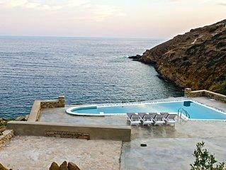Villa Pelagia in Ios, Greece