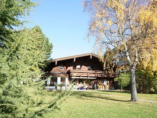 Peaceful Apartment in Hinterglemm with Camping Cot