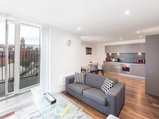 City Dreams:  Executive Serviced Apartments in the heart of the City