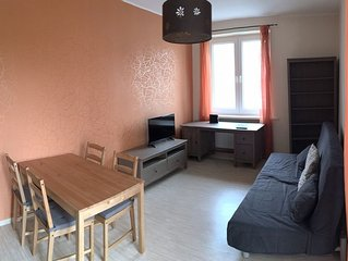 Cosy 2 bedroom flat in Gdynia