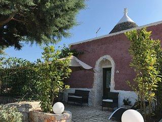 Residence Borgo d'Itria - Trullo Superior