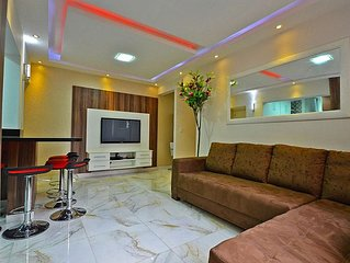 Moderno e silencioso 3 quartos em Ipanema!