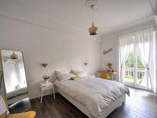 Centralissimo e luminoso appartamento nel cuore di Roma