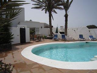 Casa rural (alquiler íntegro) piscina y jacuzzi climatizada