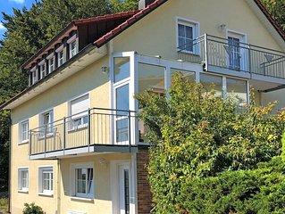 Luxurious Apartment in Wichsenstein Bavaria near Forest