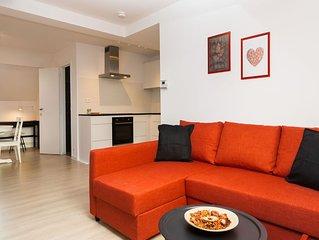 Lantsheere - modern one bedroom apartment walking distance to EU district