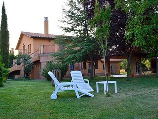 Casa rural (alquiler íntegro) Granja de Cantarinas para 10 personas