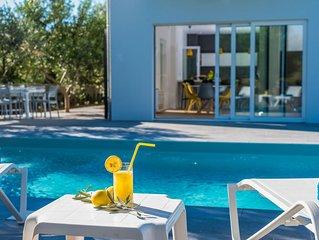 Confortevole Villa con piscina privata e sauna vicino a Zadar, Croazia