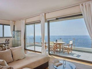 Elegant apartment amazing sea views