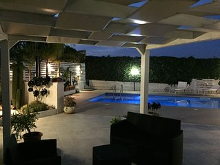 Marricriu B&B*** con piscina ad Avola, park, wi-fi free, colazione inclusa.