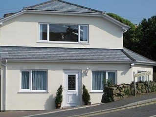 Peaceful Residential Location. Parking For 2 Cars. Sea Views. Walk To Beaches.