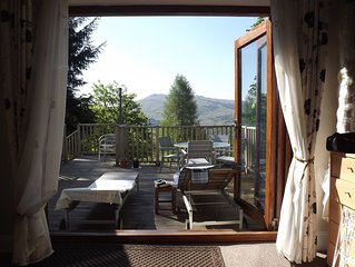 Self Catering Cottage in Scottish Highlands