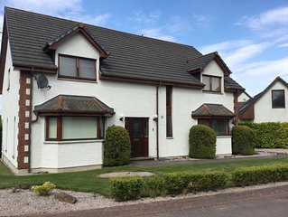 A bespoke 5 bedroom house in Inverness that sleeps up to 10 adults