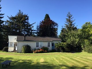 Charming Scottish Highland Country Cottage