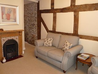 Period Town House With Delightful Secluded Garden