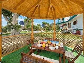 3 Bedroom Peaceful Villa - 'Villa Marianna A'
