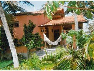 Maison avec piscine à Praia das Fontes, vue mer et à quelque minute de la plage