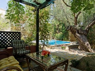 Beautiful villa, ideal for couples in love!