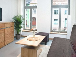 Modern Apartment in Wismar Germany near Beach
