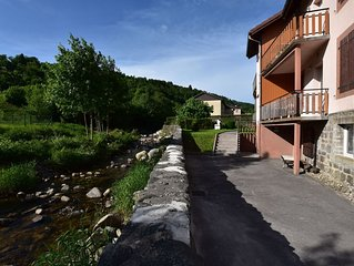 Cozy Apartment in La Bresse France near Ski Area
