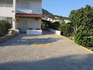 Studio Apartment close to the centre and the main beach of Pefkos.