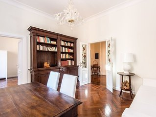 Beautiful apartment for 7 guests with A/C, WIFI and TV
