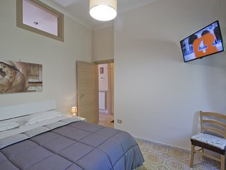 Appartamento 'Melinda' 2 posti ad Agerola vicino Costiera Amalfitana