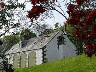 4* 2-Bedroom Cottage with Log Burner on Coastal Country Estate. Dog Friendly