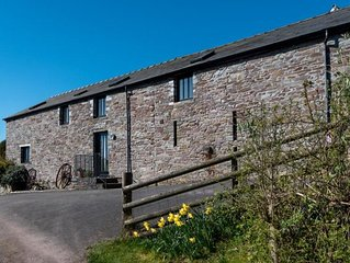Rye Barn Llanilid - Two Bedroom House, Sleeps 4