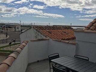 Appartement haut standing en bord de mer