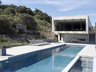 Maison d'architecte a Bonnieux