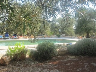 Magnifico trullo con piscina prezzi speciali