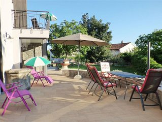 Holiday house with a parking space Skrbcici (Krk) (K-16084)