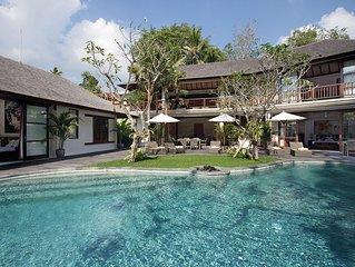 Villa Iskandar, Beraban village, Tabanan