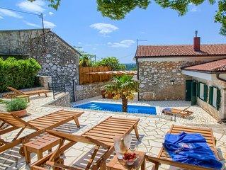 Villa Kirica, Bribir, Croatia