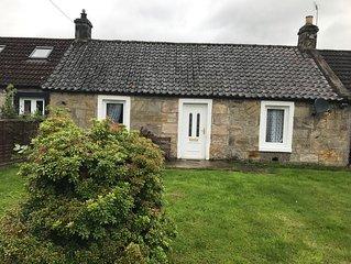 Saline cottage holiday let--Explore Scotland