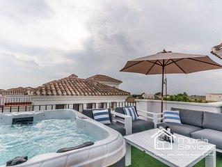 Detached Villa Murcia Vacations, DN24LT