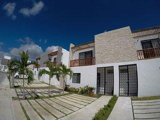 Hermosa casa en Puerto Morelos - Palma Grand