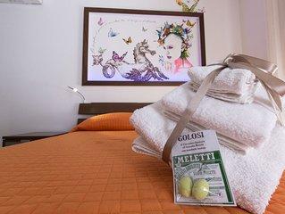 A letto nell'Arte 1 - Comfort e bellezza