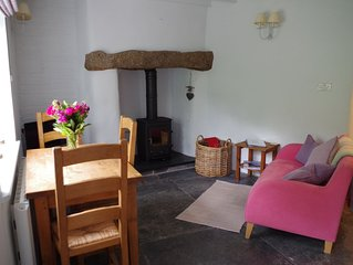 Cosy bolthole in St Agnes, close to the beach