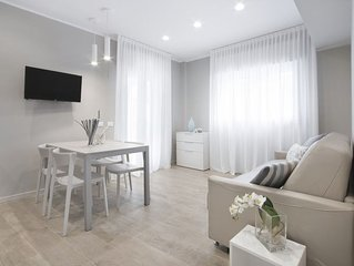 RESIDENCE DOLCEMARE – Appartamento Classic 1 camera accesso ai disabili terrazzo